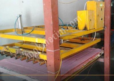 Elektrikli Battaniye Makinesi + Yorgan Biye Makinesi + Overlok + Düz Makine