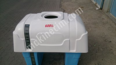 Polyester Depo - 600 Litre Turbo Kdv Dahil