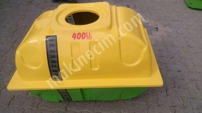 Polyester Depo - 400 Lt - Kdv Dahil
