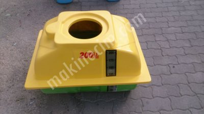 Polyester Depo - 200 Lt - Kdv Dahil