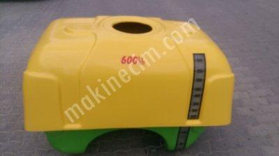 Polyester Depo - 600 Lt - Kdv Dahil