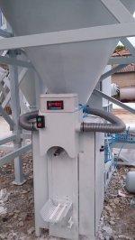 Yapı Kimayasalları Makinesi Elek