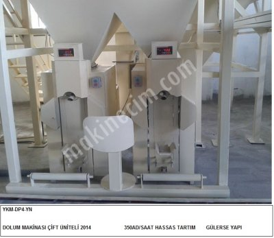 Yapı Kimayasalları Makinesi Full Sistem