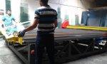 Cnc Cam Kesim Masası , Cam Kesim Makinası