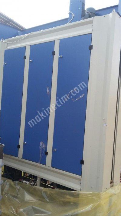 200 lük Yıkama Makinesi Ve Hidrolik Kesim Masası