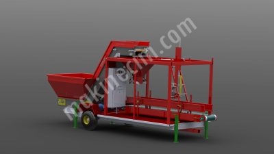 Silage Packing Machine - Vacuum Packaging Machine For Silage