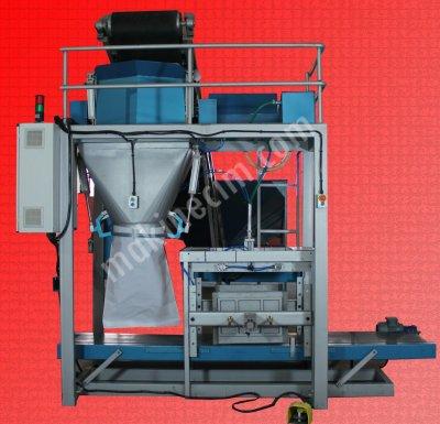 Satılık Sıfır Slaj Gübre Paketleme Makinası Fiyatları Konya slaj,gübre,paketleme,makina,konya