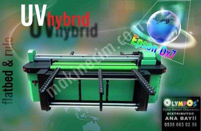 Satılık Sıfır Uv Hybrıt Dijital Baskı Makinası Fiyatları Antalya uv dijital baskı makinası,flatbed &rulo uv dijital baskı makinası,hybrıt uv,dijital baskı makinası,uv,cam baskı,satılık uv dijital baskı makinası