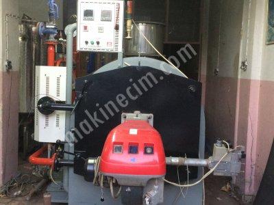 Satılık 2. El Alba 1000kg/h Buhar Jeneratörü Fiyatları  kazan,buhar,buhar jeneratörü,buhar jenaratörü,buhar kazanı,alba makina,alba