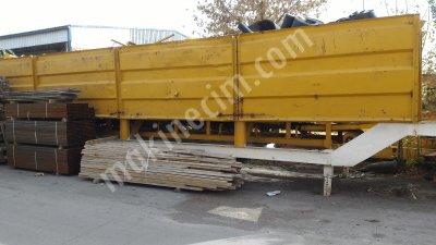 600-700 Ton/saat Mobil Mekanik Plent (İkinci El)