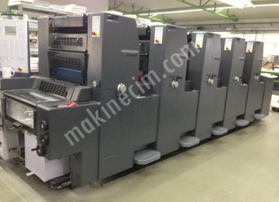 Heidelberg Printmaster 52 5