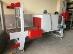 Yarı Otomatik 60X45 Tünelli Polietilen Mini Shrink Ambalaj Makinesi