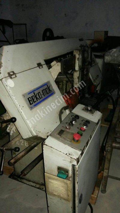 Bekamak 320 lik Şerit Testere Tam Otomatik