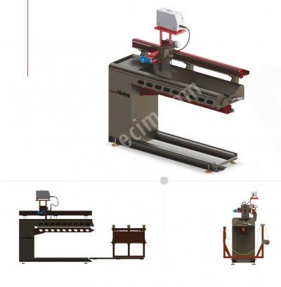 Satılık Sıfır Doğrusal Kaynak Robotu, Kaynak Makinası Fiyatları Konya havalandırma boru kaynak,boy kaynak,lpg kaynak,tank kaynak