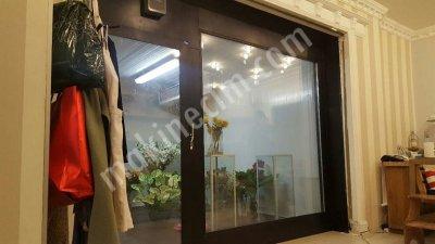 Sco- Soğutmalı Çiçek Odası / Camekanlı Çiçek Muhafaza Odası