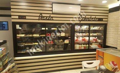 Satılık Sıfır Kombine Dikey Pasta Ve Çikolata Vitrini Fiyatları İstanbul pasta çikolata dolabı,dik tip çikolata vitrini,dikey pasta teşhir dolabı,ahşap pasta vitrinleri,kombine pastane teşhir dolabı,pasta dolabı fiyatları,pastane dolap modelleri