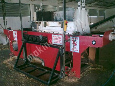 Talaş Makinesi
