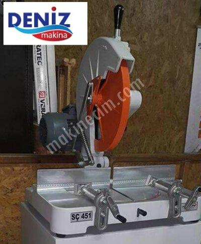 Aluminyum Pvc Üstten Kesme Makinası 400 Lük