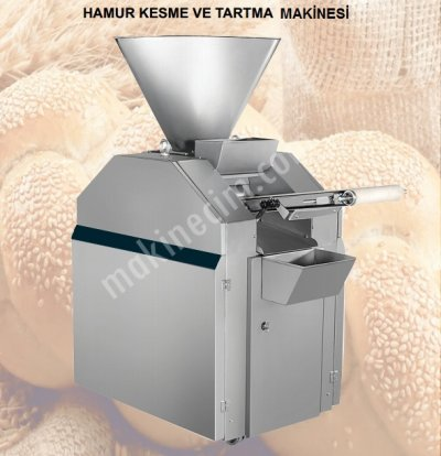 Volumetric Dough Divider