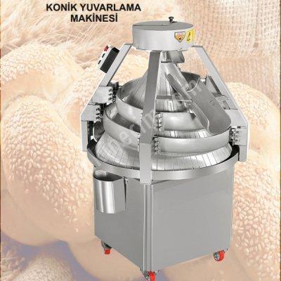 Satılık Sıfır Konik Yuvarlama Çevirme Fiyatları Konya konik yuvarlama,hamur yuvarlama,yuvarlama makinası,hamur çevirme,çevirme,ekmek çevirme