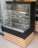 120Cm Mobilyalı Tatlı Dolabı / Pasta Teşhir Vitrini