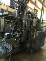 Used Tetrapak Packing Machine 6000 Hours