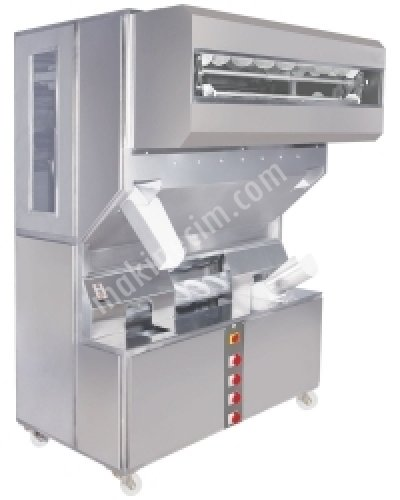 Hamur Dinlendirme Makinesı 154