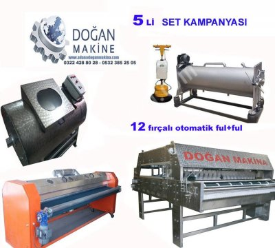 Carpet Spin Machine
