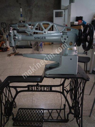 Satılık İkinci El Uzun Kollu Singer Dikiş Makinesi Fiyatları Mersin tamirci makinesi,ayakkabı tamir makinesi,köşker makinası