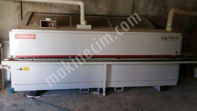 Turanlar T Eb 156 Pvc Kenar Bantlama Ve Yapıştırma Makinası