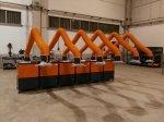 Profair M10P Tek Kollu Duman Toz Kaynak Gaz Emiş Filtrasyon Makinası
