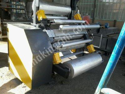 Satılık 2. El Oluklu Mukavva Makineleri, Fiyatları İzmir makina