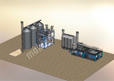 4 Valsli Kompakt Sistem 60-70 Tons /day Capacity