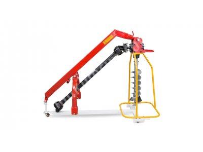 Satılık Sıfır Çukur Açma Makinesi- Hp-20 Fiyatları Konya burgu,çukur açma,ağaç dibi açma,ağaç dikme