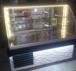 Dst - Vitrinli Soğutucu Dolap / Tatlı Meze Teşhir Dolabı- 130Cm