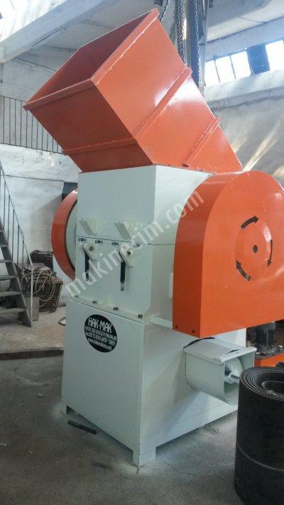 Satılık Sıfır Plastik Kırma Makinaları 60-80-100-120-150 Fiyatları İzmir plastik geri dönüşüm makinaları,plastik kırma makinesi,camur almalı yıkama havuzu