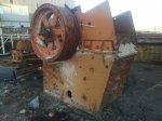 Second Hand Jaw Crusher 900 Mm