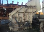 Used Secondary İmpact Crusher