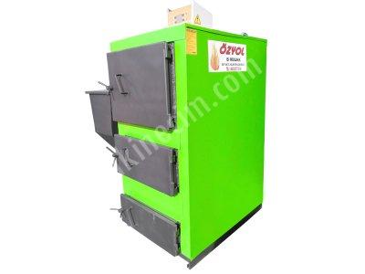 Otomatik Kül Almalı  - 100.000 Kcal/h Kalorifer Kazanı