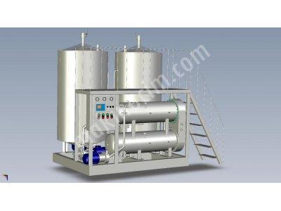 Satılık Turbosonik Biodizel Ve Gliserin Makinesi