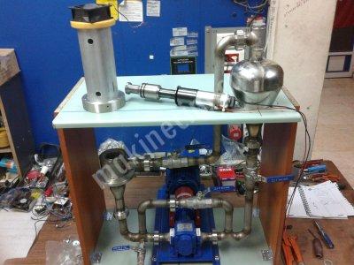 Atık Yağlardan Biodiezel+Gilizirin Üreten Makina