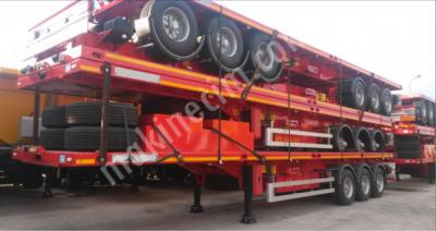 Container Trailer For Sale