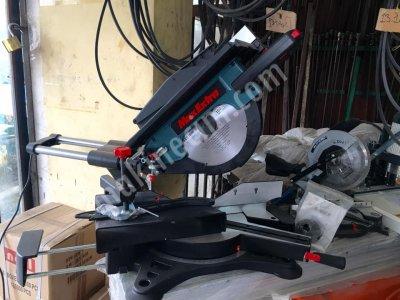 Satılık İkinci El Kızaklı Gönye Kesme Makinası 305 Lik Üstten Tablalı Sıfır Fiyatları Adana kızaklı gönye kesme makinası,üstten tablalı gönye kesme sıfır,radyal gönye kesme