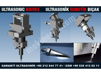 Ultrasonik Robotik Neşter (Robotik Kol Hariç) 35Khz-40 Khz