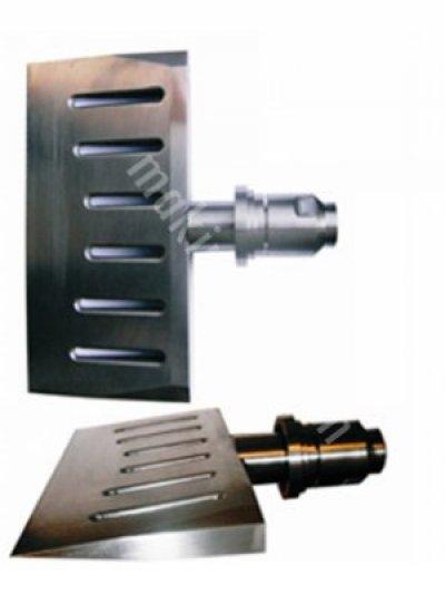 Satılık Sıfır Satılık TİTANİUM Ultrasonik Gıda Kesme Hornu Fiyatları İstanbul ultrasonik kesme hornu,ultrasonik dilimleme hornu
