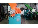 Sawdust Coal Machine