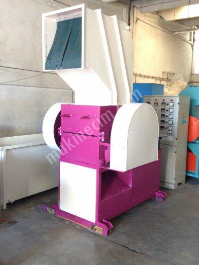60'lık Kırma Makinası İzmir Teknik Makina