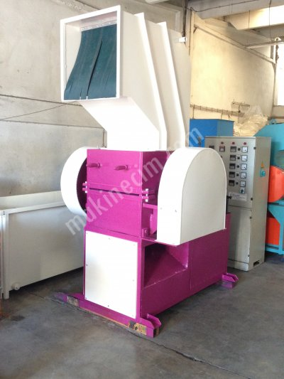Satılık Sıfır 60'lık Kırma Makinası İzmir Teknik Makina Fiyatları Konya plastik,kırma,poşet,naylon,makina,pvc,60,60lık