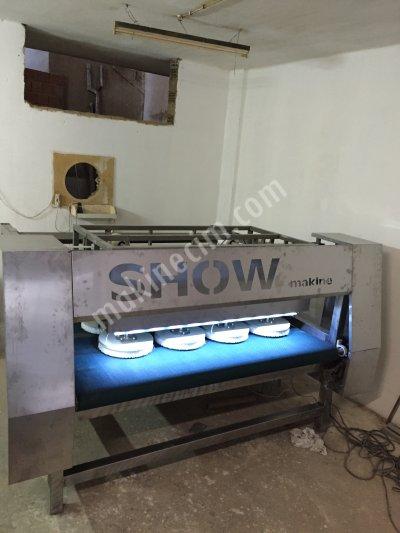 Otomatik Halı Yıkama Makinası İzmir İmalatçı Firma Show Makina