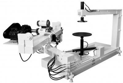 Elips Kenar Sıvama Makinesi